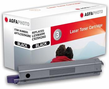 AgfaPhoto APTLC925H2BE ersetzt Lexmark C925H2KG