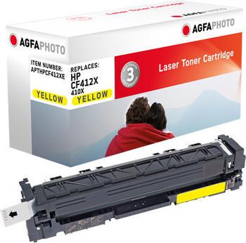 AgfaPhoto APTHPCF412XE ersetzt HP CF412X