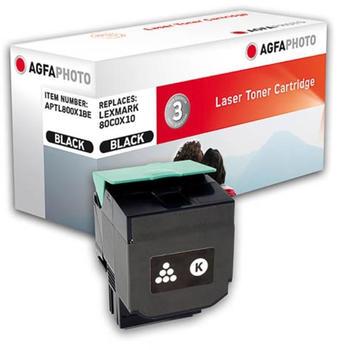AgfaPhoto APTL800X1BE ersetzt Lexmark 80C2XKE