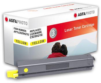 AgfaPhoto APTLC925H2YE ersetzt Lexmark C925H2YG