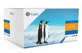 G&G 15010 ersetzt Samsung CLT-P404C