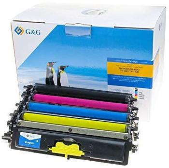 G&G 15014 ersetzt Brother TN230