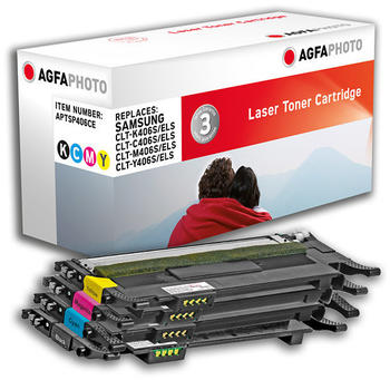 AgfaPhoto APTSP406CE ersetzt Samsung CLT-P406C