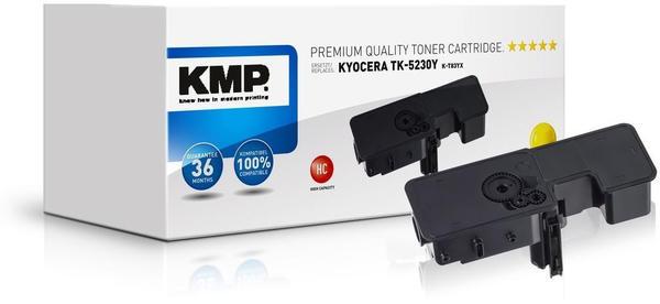 KMP K-T83YX ersetzt Kyocera TK-5230Y