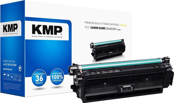KMP C-T42B ersetzt Canon 040BK