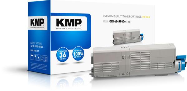 KMP O-T55X ersetzt OKI 46490606
