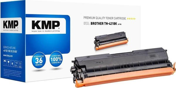 KMP B-T98 ersetzt Brother TN-421BK
