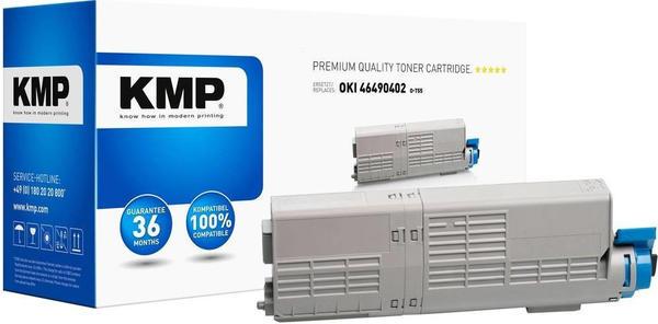 KMP O-T55 ersetzt Oki 46490402