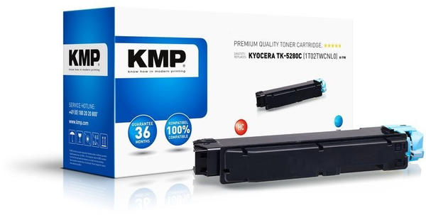 KMP K-T90 ersetzt Kyocera TK-5280C