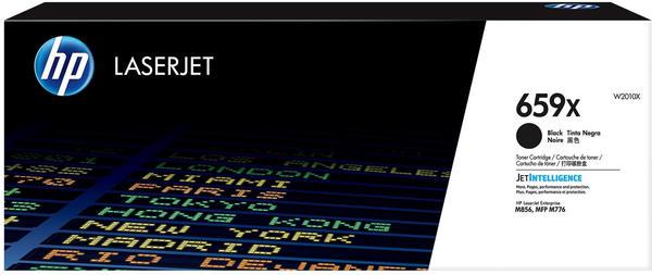 HP Nr. 659X schwarz (W2010X)