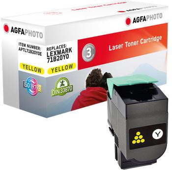 agfaphoto-aptl71b20y0e-ersetzt-lexmark-71b20y0