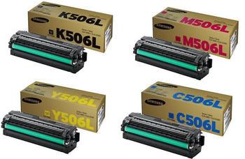 Samsung CLT-506L 4er Pack