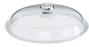 Schulte-Ufer Glasdeckel 24 cm mit Edelstahlknopf