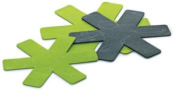 Kela Amparo Pfannenschutz 3er-Set grün
