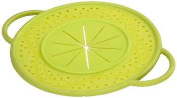 Xavax Silikon Deckel 21 cm grün