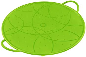 Kuhn Rikon Silikon Spritzschutz 26 cm grün