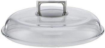Rösle Silence Borosilikat Glasdeckel 32 cm