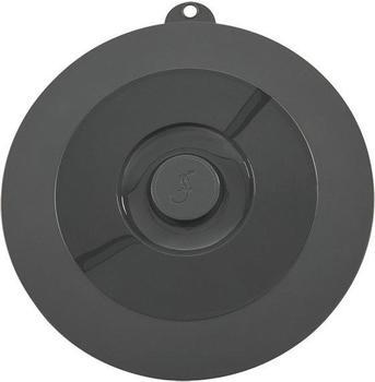 Lurch Silikon-Universaldeckel 27,5 cm grau
