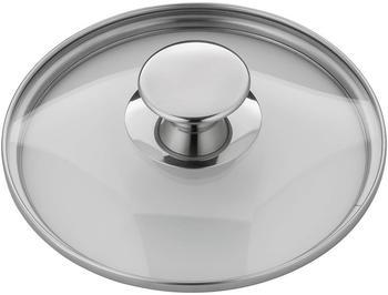 WMF Glasdeckel 24 cm mit Metallknauf