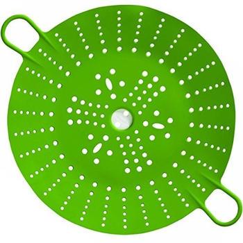 Chef'n SleekStor Dampfgareinsatz grün