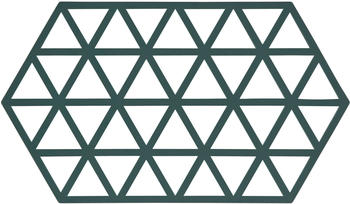 Zone Denmark Triangle Untersetzer 24 x 14 cm cactus