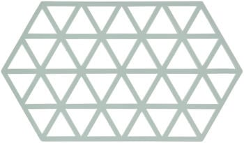 Zone Denmark Triangle Untersetzer 24 x 14 cm nordic sky