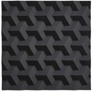 Zone Denmark Origami Untersetzer Fold / schwarz