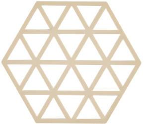 Zone Denmark Triangle Untersetzer 16 x 14 cm birch