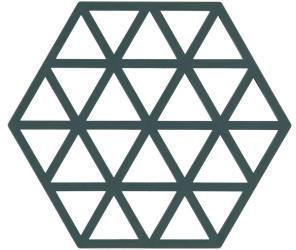 Zone Denmark Triangle Untersetzer 16 x 14 cm cactus