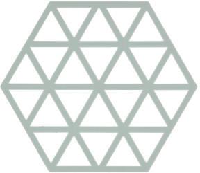 Zone Denmark Triangle Untersetzer 16 x 14 cm nordic sky