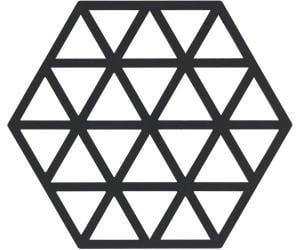 Zone Denmark Triangle Untersetzer 16 x 14 cm schwarz