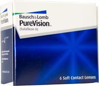 Bausch & Lomb PureVision Spheric -3.25 (6 Stk.)