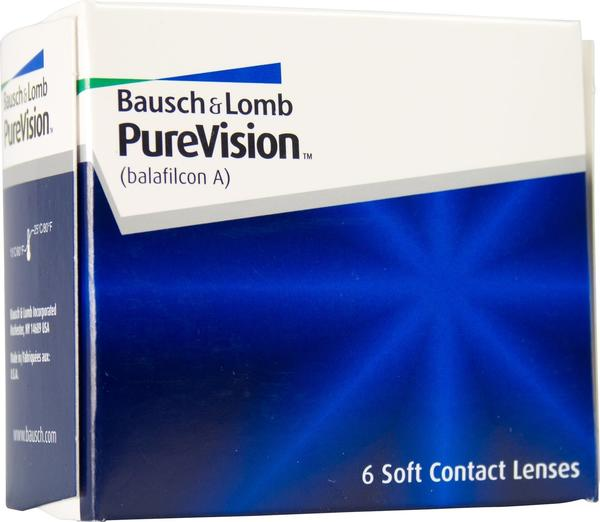 Bausch & Lomb PureVision Spheric