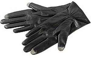 Pearl Touchscreen-Handschuhe, Ziegenleder, für Herren, Gr. 8 (L)