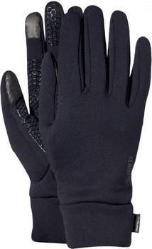 Barts Smartphone-Handschuhe schwarz
