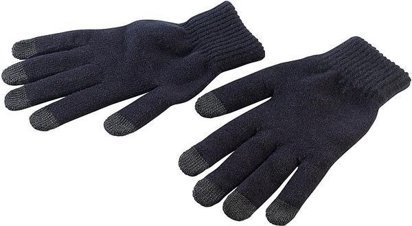 Pearl Strick-Handschuhe mit 5 Touchscreen-Fingerkuppen Gr. S