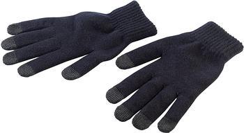 Pearl Strick-Handschuhe mit 5 Touchscreen-Fingerkuppen Gr. M
