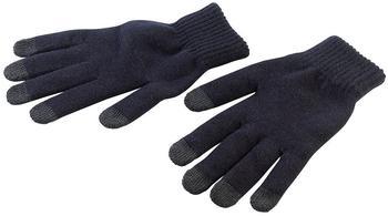 Pearl Strick-Handschuhe mit 5 Touchscreen-Fingerkuppen Gr. L