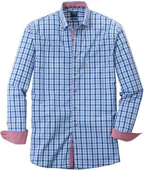 OLYMP Trachtenhemd, Modern Fit, Button-Down marine (49004-41)