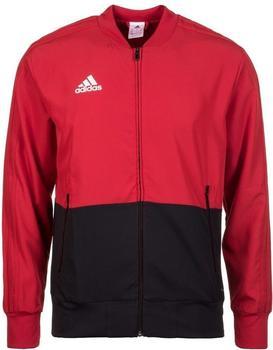Adidas Condivo 18 Präsentationsjacke power red/black/white