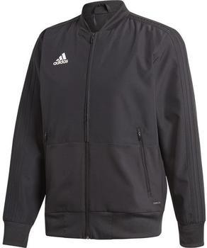 Adidas Condivo 18 Präsentationsjacke black/white