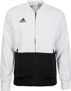 Adidas Condivo 18 Präsentationsjacke white/black