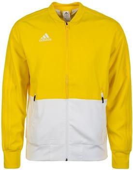 Adidas Condivo 18 Präsentationsjacke yellow/white