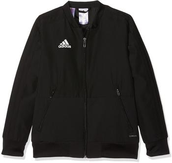 Adidas Condivo 18 Präsentationsjacke Kinder black/white