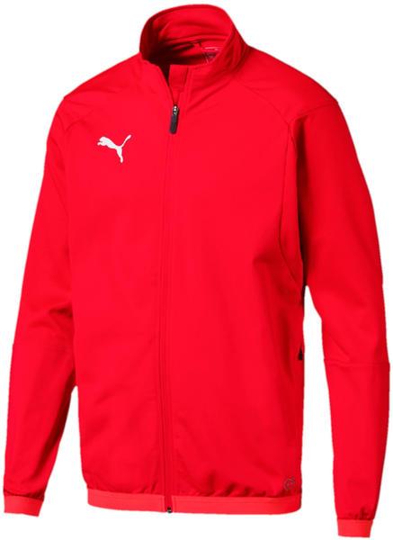 Puma Liga Training Jacket (655687) puma red