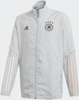 Adidas DFB Präsentationsjacke Kids clear grey (FI0744)
