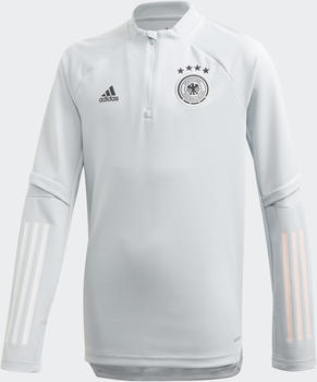 Adidas DFB Trainingsoberteil Kids clear grey (FS7042)
