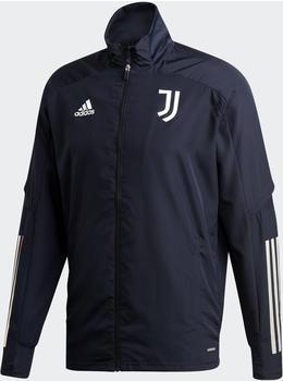 Adidas Juventus Turin Präsentationsjacke legend ink/orbit grey (FR4286)