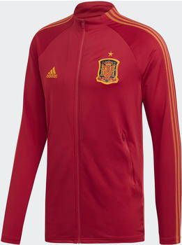 Adidas Spanien Anthem Jacke victory red (FI6295)