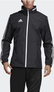 Adidas Tiro 19 All-Weather Jacke black/white (D95937)